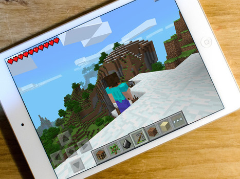 Minecraft Pocket Edition for iPhone and iPad uncovers infinite worlds in latest update - iMore | iPads in Education | Scoop.it