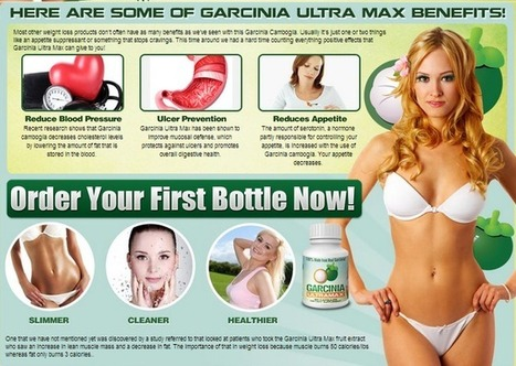 Garcinia Ultra Max Review – Get your 100% risk free Trial!!! | WHAT KIND OF Garcinia Ultra Max | Scoop.it