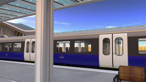How BIM is utilized in World's largest Crossrail design project in Europe | BIM Forum | Scoop.it