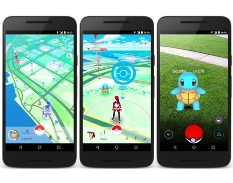 Everything Librarians Need To Know About Pokemon Go! | LibraryLinks LiensBiblio | Scoop.it