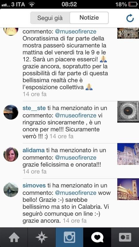 Il Grande Museo del Duomo di Firenze su Instagram! | Mimulus | Social media culture | Scoop.it