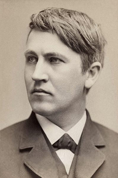 Thomas Edison's To-Do List, 1888   Edison and Education Technology   Scoop.it