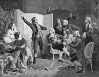 25 avril 1792 La Marseillaise de Rouget de Lisle | Histoire de France par ClC | Scoop.it