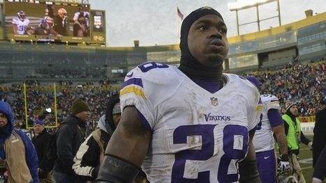 Minnesota Vikings Brass Trying To Save Face By Re-Suspending Adrian Peterson   NFL - National Football League   Scoop.it