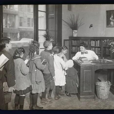 La vie secrète des bibliothécaires | Orangeade | Scoop.it