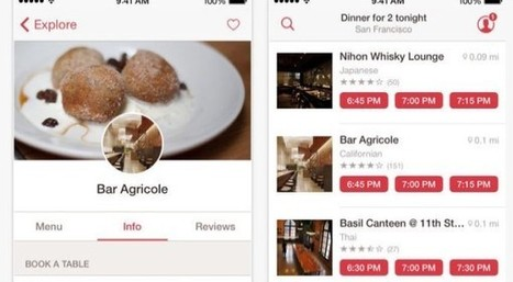 OpenTable Introduces Mobile Payment for Restaurant Checks | Digital-News on Scoop.it today | Scoop.it