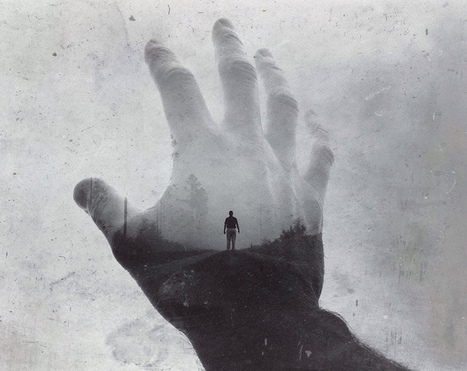 Father Offers Wisdom to His Kids Through Powerful Double-Exposure Photos | Le It e Amo ✪ | Scoop.it