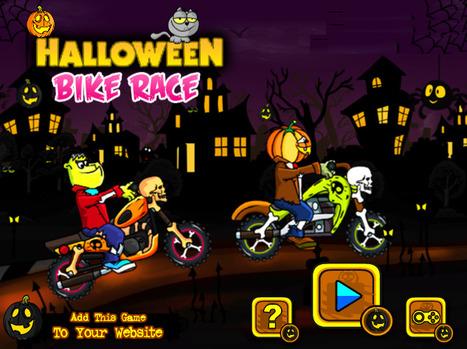 Halloween Bike Race | Racing Games | Adventures Games | Avatar Games | Scoop.it