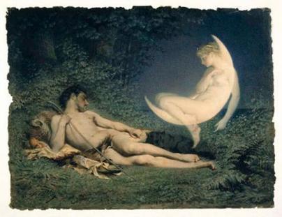 Mito de Selene diosa de la mitología grecorromana | El Panteón romano | Scoop.it