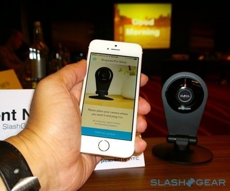 Dropcam Pro Hands-on.. streaming video from home, office | Technology News | Scoop.it