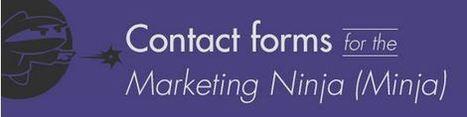 Infographie marketing: Booster ses conversions avec les formulaires de contact | e-marketing, curation, intelligence collective, SEM | Scoop.it