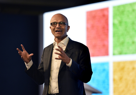 Microsoft's Cloud Results Just Blew Its Stock Price Through The Roof | Future of Cloud Computing and IoT | Scoop.it