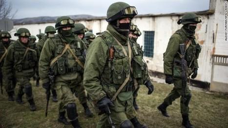 Ukraine mobilizes troops after Russia's 'declaration of war'   Ukrainian Crisis   Scoop.it