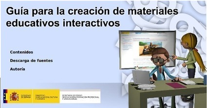 Cómo crear materiales educativos interactivos | E-scribe | Scoop.it