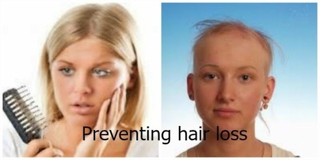 VitaskinPlus for the Beauty of your Skin: PREVENTING HAIR LOSS | Health and Beauty | Scoop.it