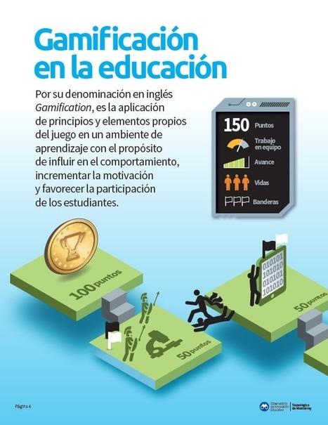 Informe: Gamificación en la #educación. | E-Learning, Formación, Aprendizaje y Gestión del Conocimiento con TIC en pequeñas dosis. | Scoop.it