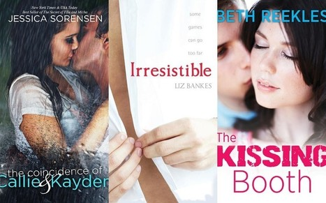 Sex in Young Adult fiction - a rising trend? | LibraryLinks LiensBiblio | Scoop.it