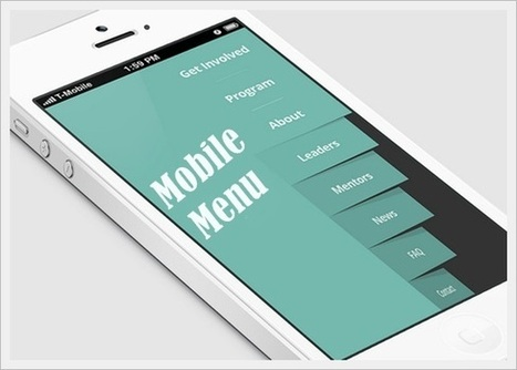 A Brief Discussion on Mobile Navigation and Menu Patterns | Brand Maestro | Latest Tips on Web Design & Development | Scoop.it