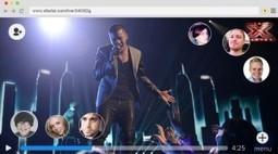 Rounds Live. Video chat et surf collaboratif - Les Outils Collaboratifs | Les outils du Web 2.0 | Scoop.it