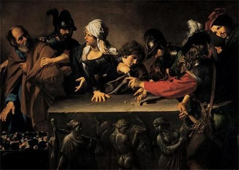 Más allá de Caravaggio: Francia   Cultura y vida cotidiana   Novas de Artes e Oficios   Scoop.it