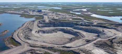 'One of world's largest, newest diamond mines is now open' @investorseurope #diamond   Mining, Drilling and Discovery   Scoop.it