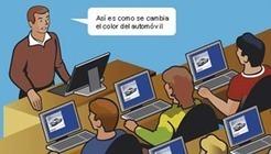 Iniciación al uso de la informática con alumnos | Educaciòn y TICs | Scoop.it