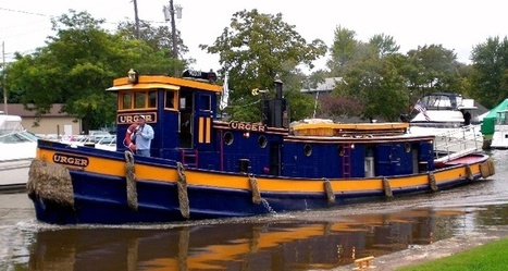 I LOVE NEW YORK » Erie Canal Flagship Joins Waterford Tugboat Roundup | Central New York Traveler | Scoop.it