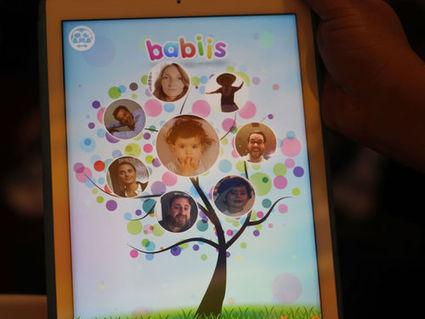 Babiis Hands-On: Baby-Friendly App and Social Network for Family - Tom's Guide | Digital-News on Scoop.it today | Scoop.it