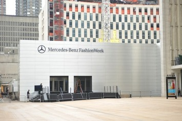 New York Fashion Week to Leave Lincoln Center - The Business of Fashion | 255 Fashion and Ecommerce | Scoop.it