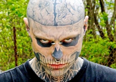 Zombie Boy, Fox TV settle body art copyright dispute - Montreal Gazette | 02--young | Scoop.it