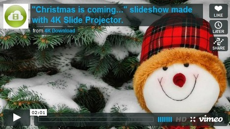 4K Slideshow Maker - Cool Slideshows for Free | Digital Presentations in Education | Scoop.it