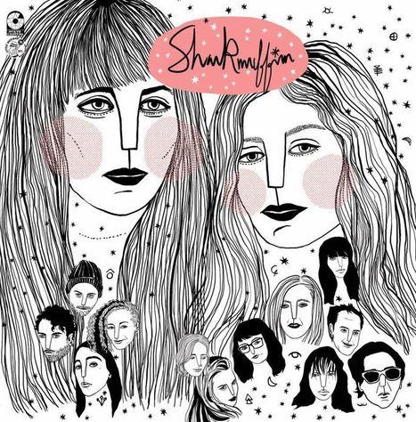 Stream: Sharkmuffin's debut full-length album, Chartreuse | SongsSmiths | Scoop.it