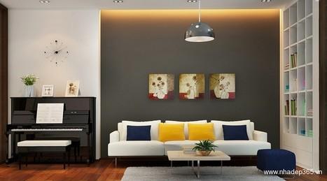 Thiết kế nội thất, thi công nội thất chuyên nghiệp | Thiết kế nhà đẹp 365 | Scoop.it