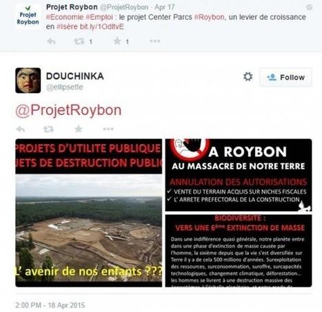 Projet Center Parcs à Roybon : Pierre & Vacances fait évoluer sa communication de crise. Suffisamment ? | Mon oeil par Strabo | Scoop.it
