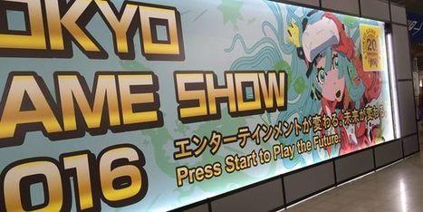 Au salon Tokyo Game Show, le crépuscule du jeu vidéo japonais traditionnel | DIGITAL - SERVICES & INDUSTRIES | Scoop.it