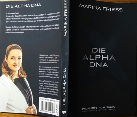 DIE ALPHA DNA MARINA FRIESS | Interesting themes | Scoop.it