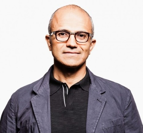 Why Microsoft Got It Right With New CEO Satya Nadella | Wired Enterprise | Wired.com | B&T News | Scoop.it