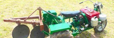Tryctor, le mini-tracteur nigérian qui fera le bonheur des petits exploitants agricoles | décroissance | Scoop.it