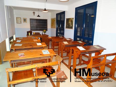 entrevista sobre Museo de la Educación de la @upvehu en #Boulevard @radioeuskadi | Museos TIC - ICT Museums | Scoop.it