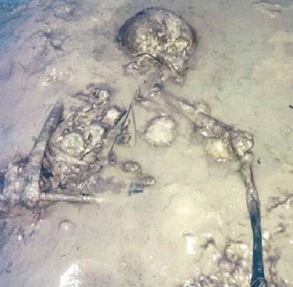 Remains found on Isle of Wight beach belong to Iron Age woman | Histoire et archéologie des Celtes, Germains et peuples du Nord | Scoop.it