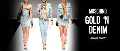 Moschino Online Store | Fashion Zone | Scoop.it