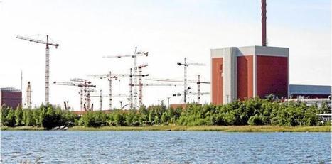 L'EPR finlandais d'Areva et Siemens ne rentrerait en service qu'en 2016 | Chloé | Scoop.it