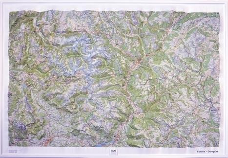 La protection des cartes géographiques | Ambiances, Architectures, Urbanités | Scoop.it