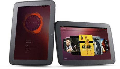 Ubuntu Tablet, le système d'exploitation est dévoilé | Smartphone and tablet learning | Scoop.it