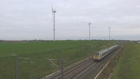 COP21: en Belgique, l'éolien alimente désormais les trains | great buzzness | Scoop.it