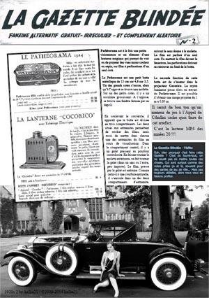 La Gazette Blindée n°2 - téléchargez c'est gratuit ! | Inspiration Rôlistique | Scoop.it
