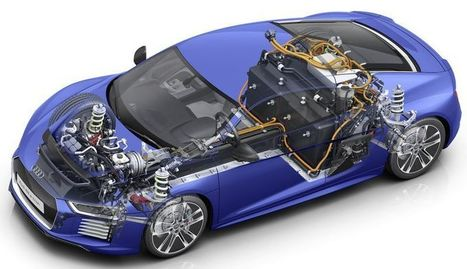 A Closer Look At The New Audi R8 E-Tron Battery - Gas 2.0 | SJB Autotech News | Scoop.it