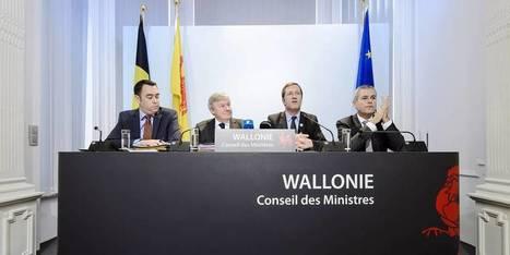 Les chantiers 2016 du gouvernement wallon | InfoPME | Scoop.it