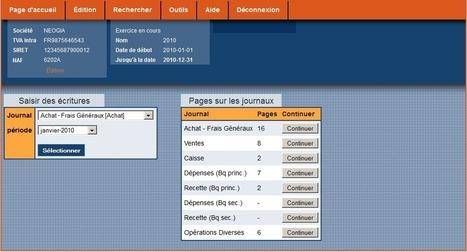 Logiciel professionnel gratuit TerCompta Fr V1.4 2013 Licence gratuite - Comptabilite pour PME TPE et Auto-entrepreneurs | Les bons plans de la petite entreprise | Scoop.it