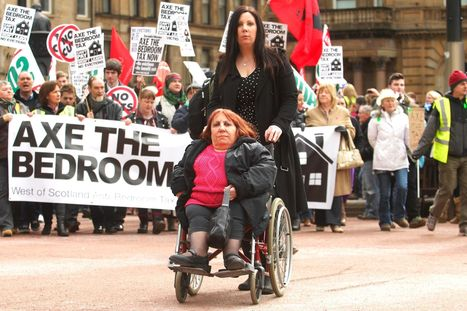 David Cameron: Forcing disabled people out of their homes because of the bedroom tax makes no sense | Benefit Cuts and the Disabled, Elderly and Poor | Scoop.it